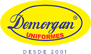 Demorgan Uniformes Logo